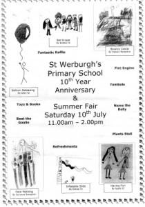 St Werburgh´s Primary School Summer Fair