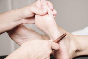 Sandra Alonso - Thai Foot Massage